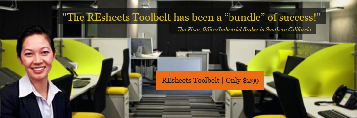 commercial real estate analysis toolbelt banner